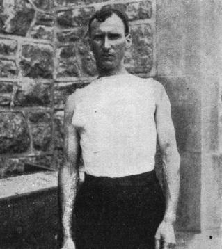 Thomas Hicks 1904
