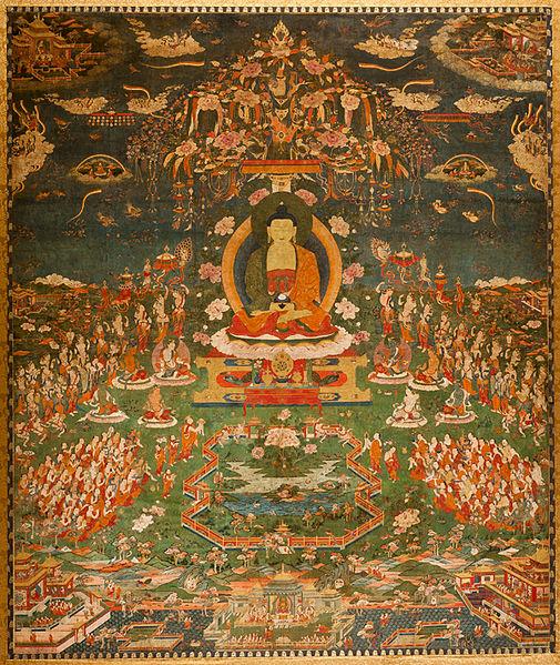 Buddha Amida 2