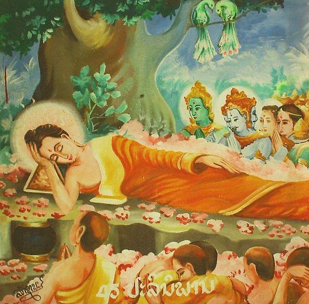 Buddhina smrt