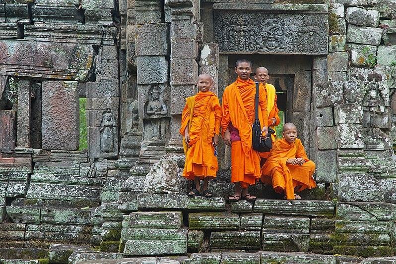 Buddhisti Kambodza