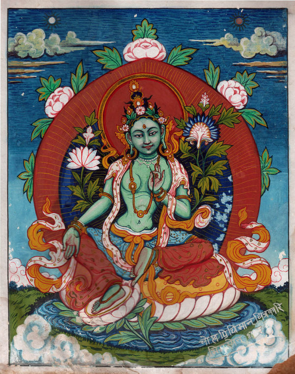 Buddhisticka bozica Tara