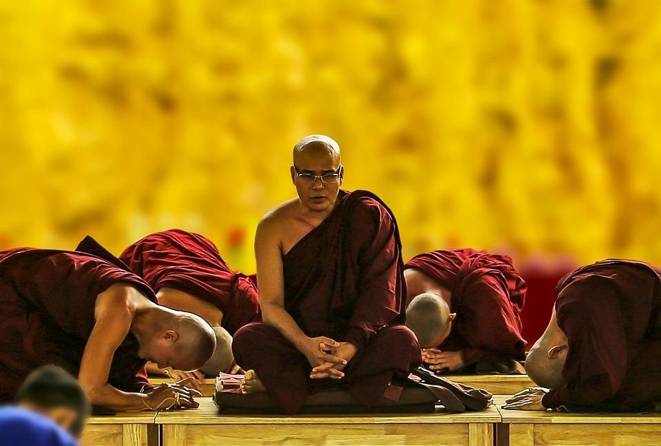 Buddhisticka zajednica
