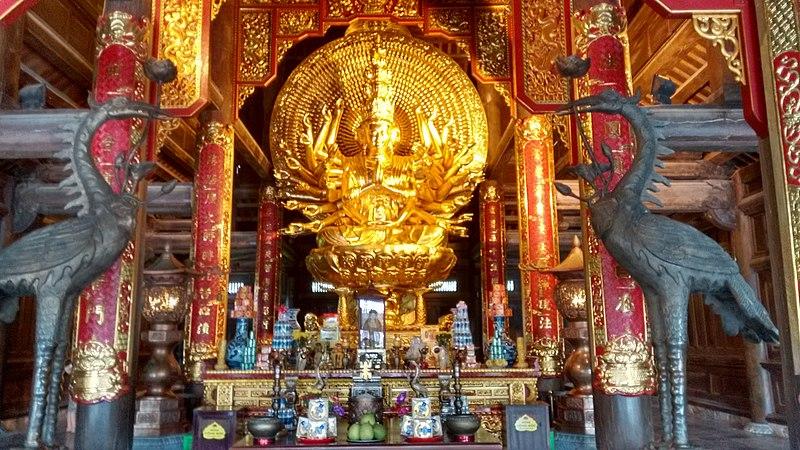 Buddhisticki hram Vietnam