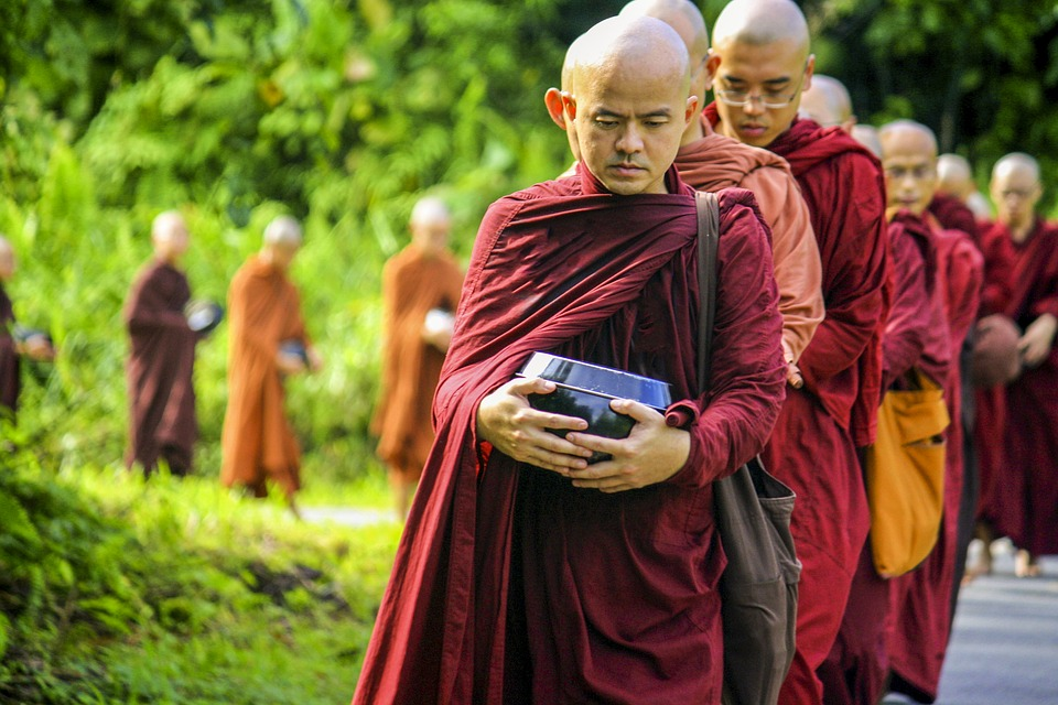 Buddhisticki redovnici