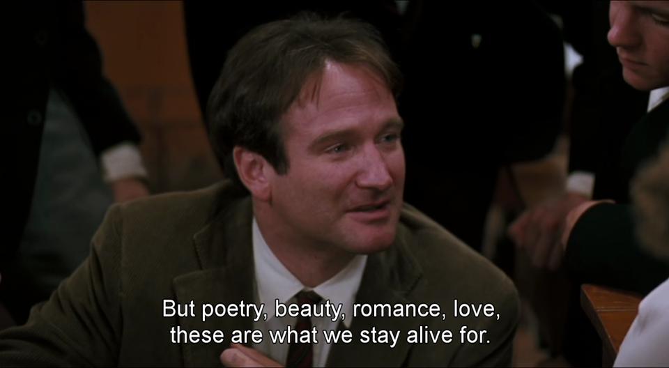 Društvo mrtvih pjesnika 2