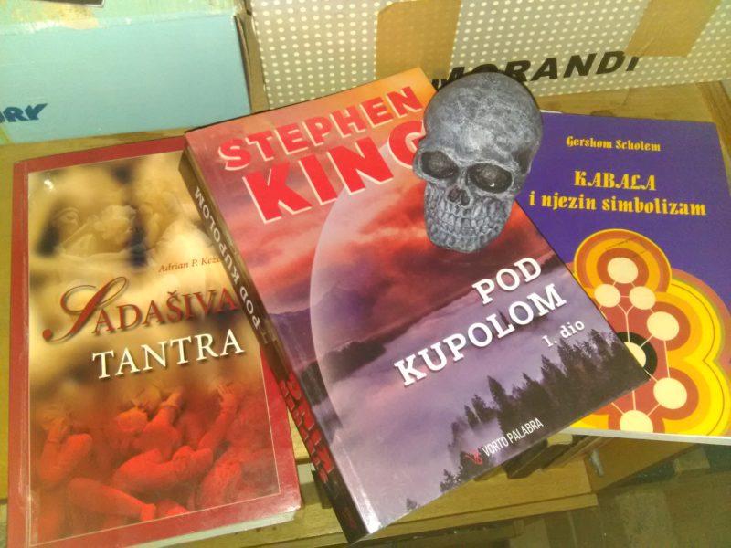 Posudene knjige, Dubrava