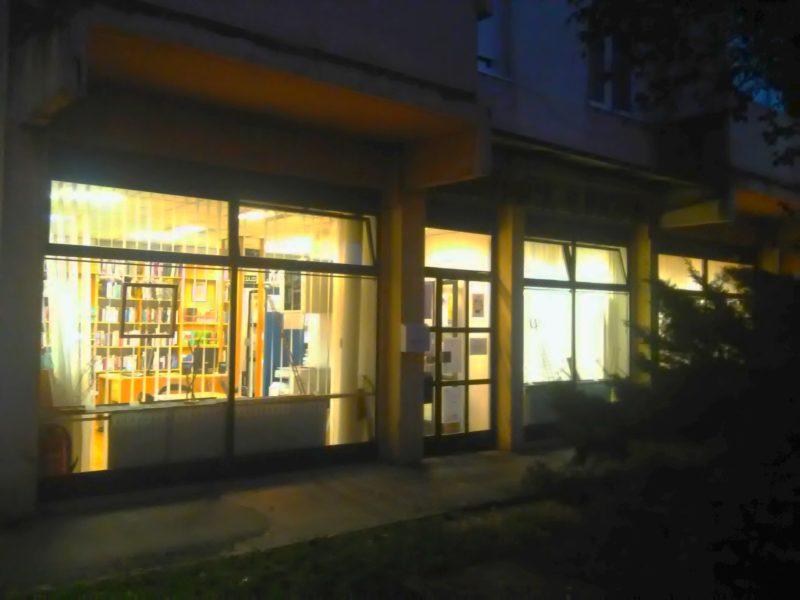Knjižnica Gajnice 1