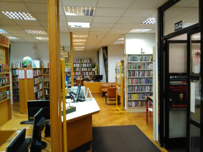 Knjižnica Gajnice 3
