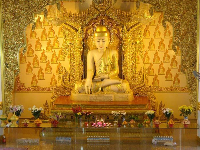 Kip Buddhe u Burmi