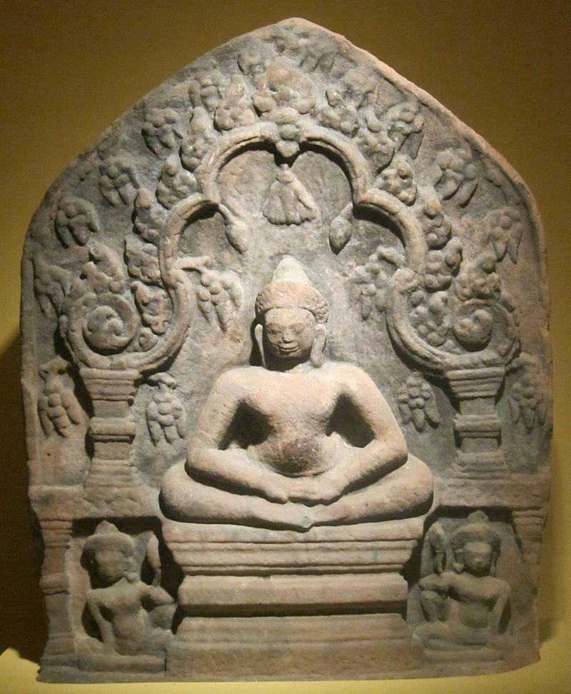 Kmerski kip Buddhe