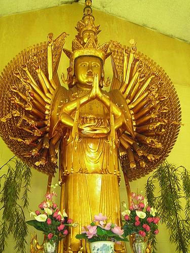 Mahayanski kip buddhe