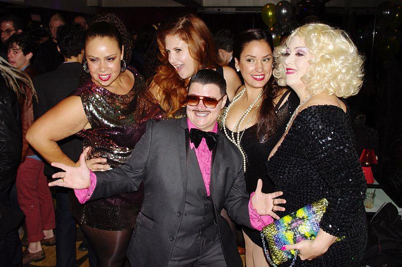 Party u klubu