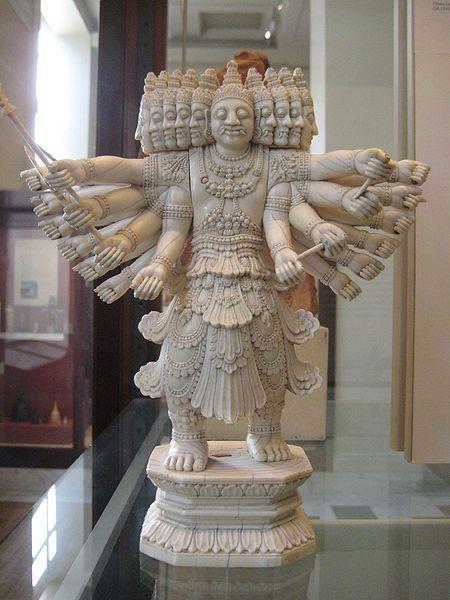 Ravanin kip