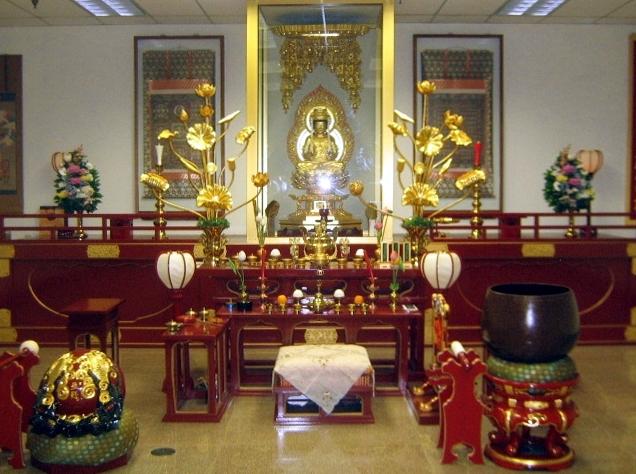 Shingonski oltar