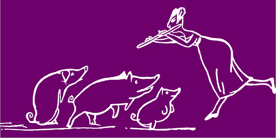 Svirka svinjama