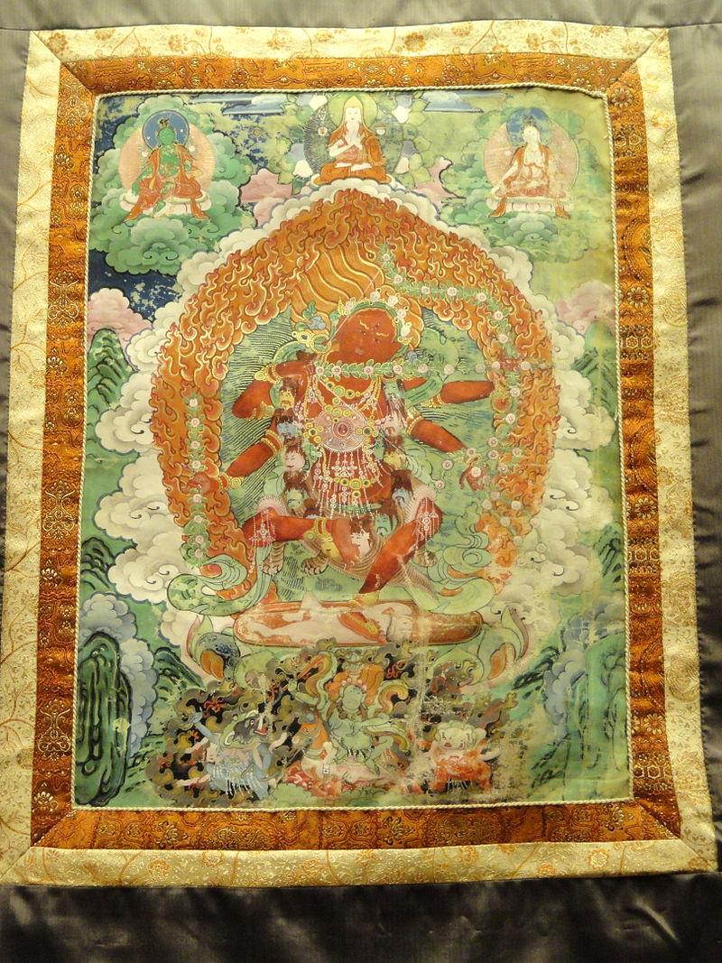 Tantricki buddhizam bozanstvo