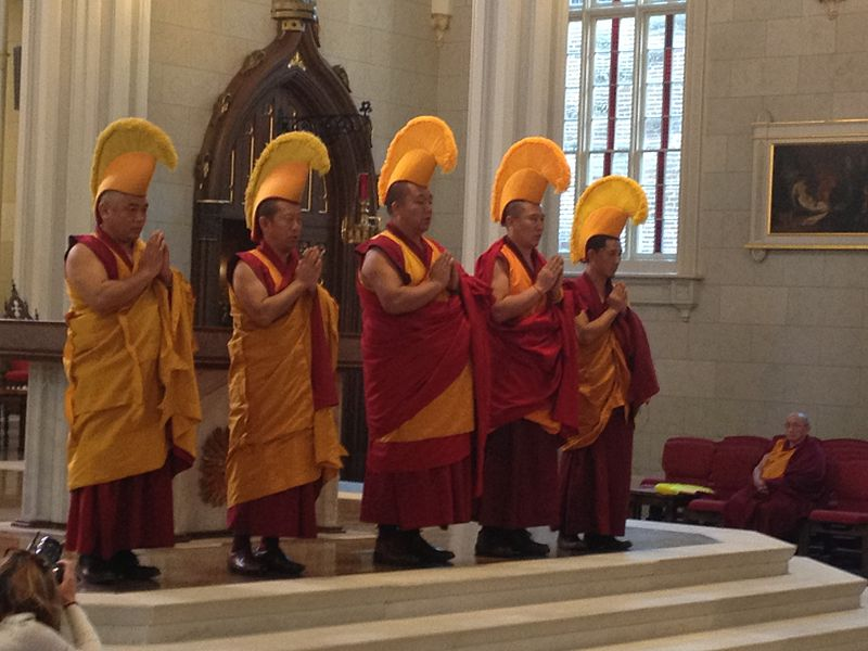 Tibetanski redovnici 1