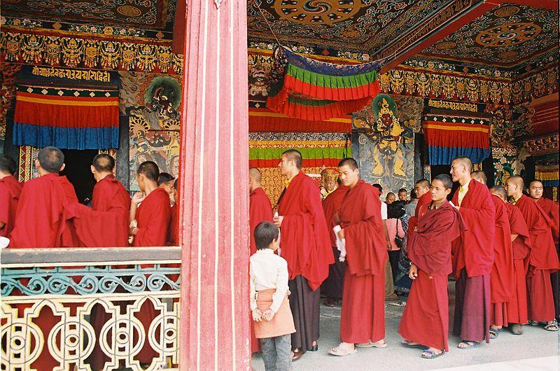 Tibetanski redovnici 2