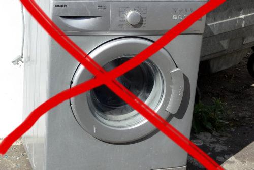 Proizvođači veš mašina su zli, zli ljudi (rant i peticija)