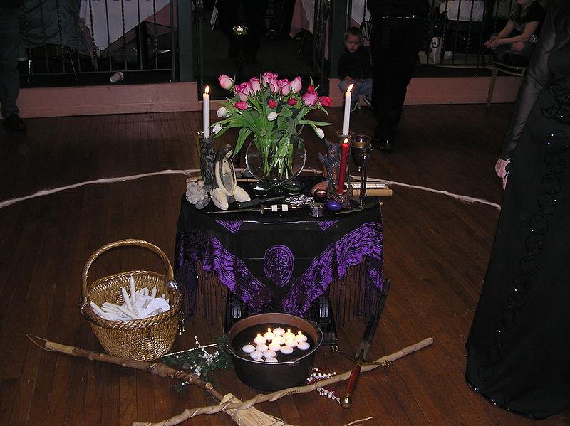Vjesticji oltar