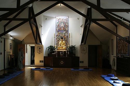 Zen oltar