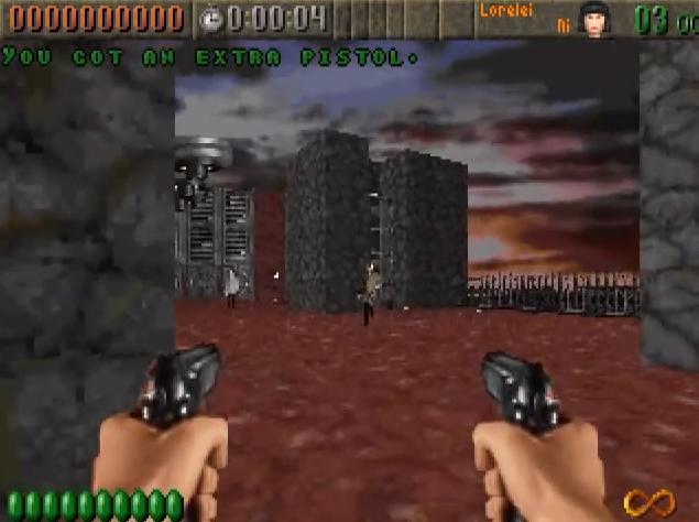 Retro recenzija: Ova bizarna pucačina spoj je Super Marija, Dooma i Crash Bandicoota!