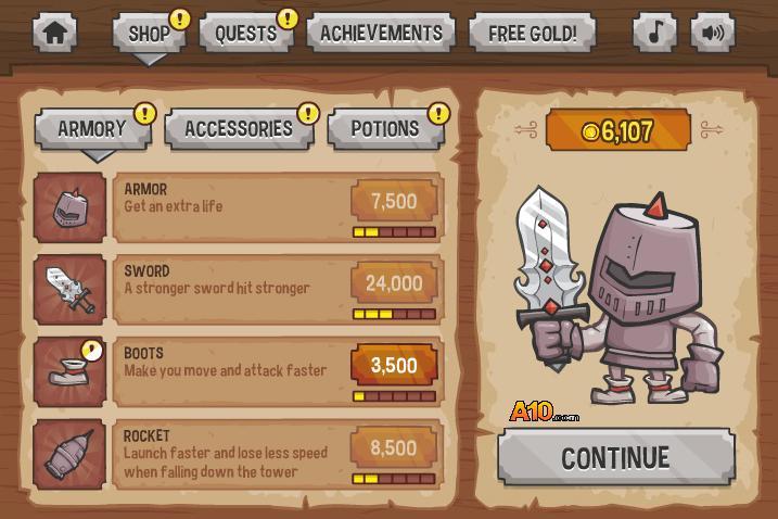 Knightmare 9