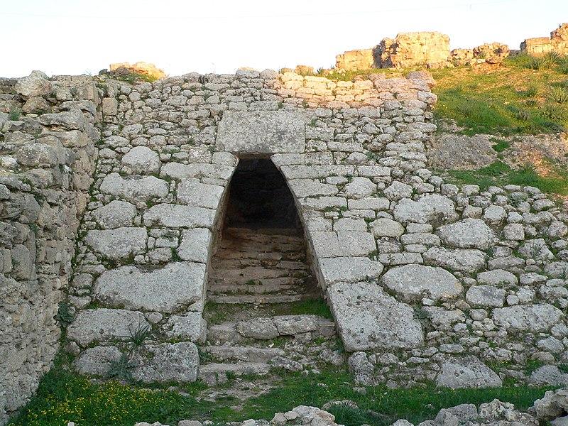 Ostaci grada Ugarita 2