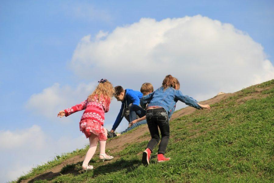 Djeca na brdu