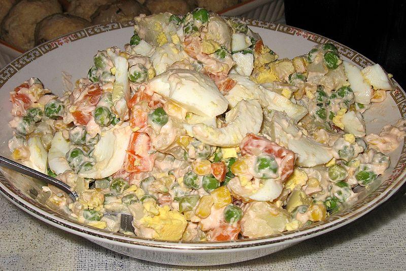 Francuska salata 2