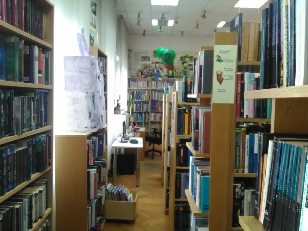 Knjižnica Podsused 4