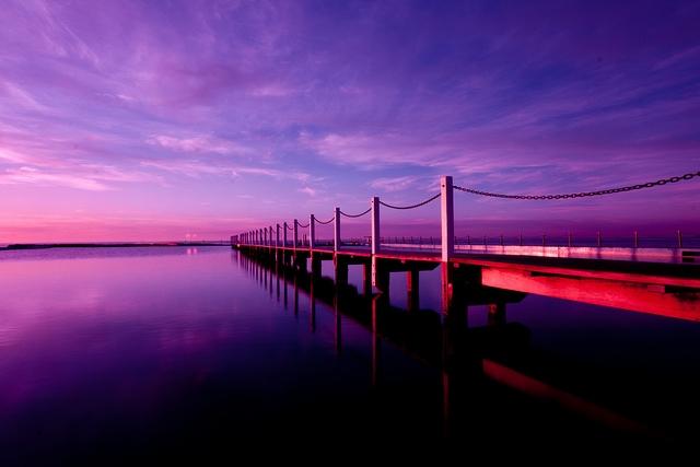 Ljubicasti most