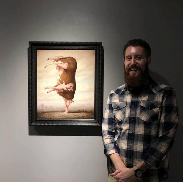 Upoznajte deformirani svijet nadrealističkog slikara Bruna Pontirolija