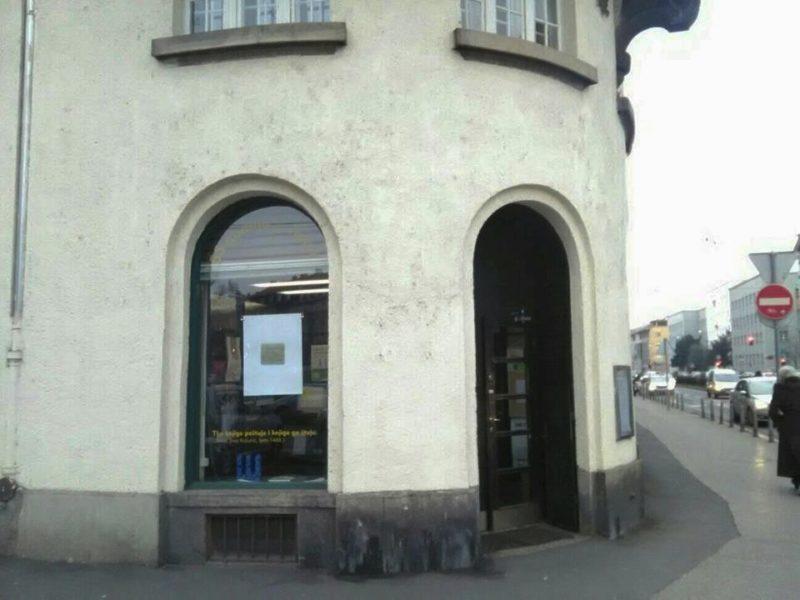 Knjižnica Medveščak 2