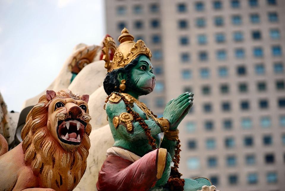 Indološko predavanje u Zagrebu: doznajte više o majmunolikom hinduističkom bogu Hanumanu