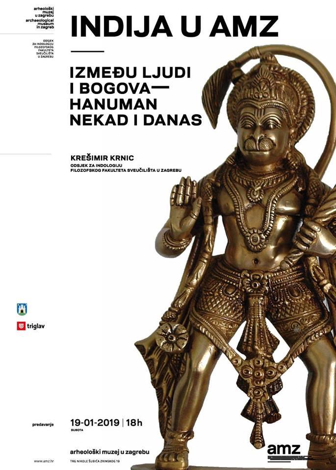Hanuman predavanje