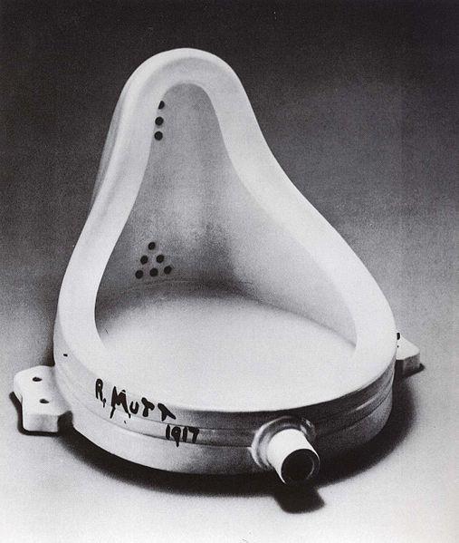 Marcel Duchamp Fontana