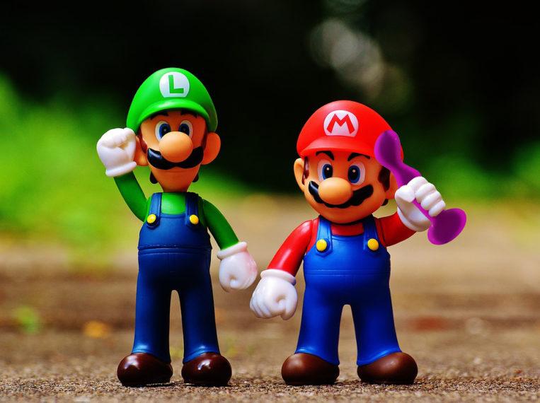 Nintendo u svom katalogu ima i 2 pornića snimljena prema igrici Super Mario Bros!