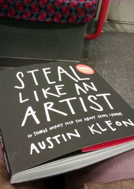 Steal like an artist Kleon