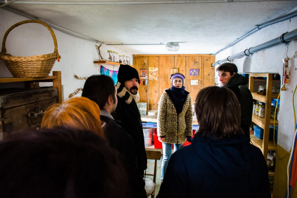 Art Lab, pjesnicka rezidencija 4