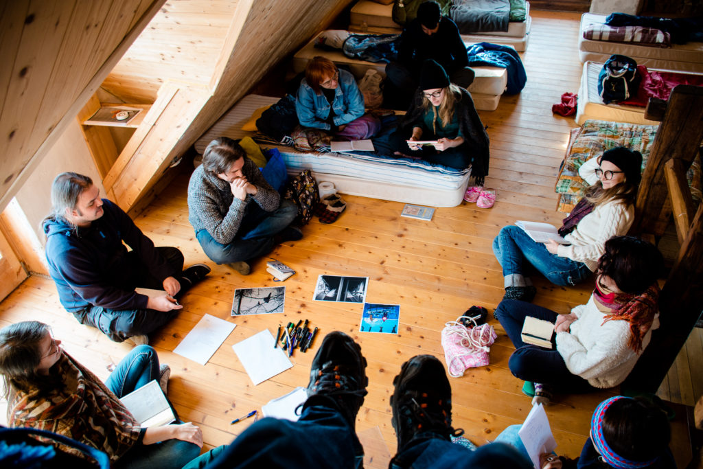 Art Lab, pjesnicka rezidencija 11