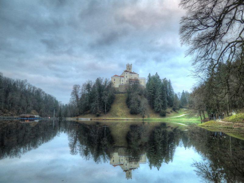 Lista najljepših hrvatskih dvoraca