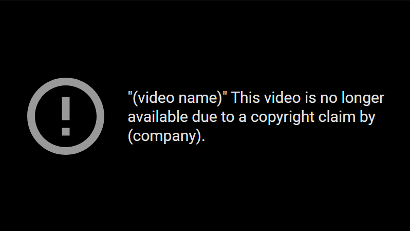 Autorska prava YouTube