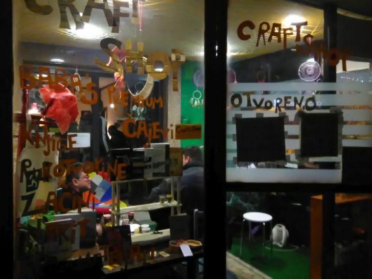 Zavirimo u novootvoreni Craft Shop na Trešnjevci, koji polako ali sigurno postaje oaza gradskih kreativaca