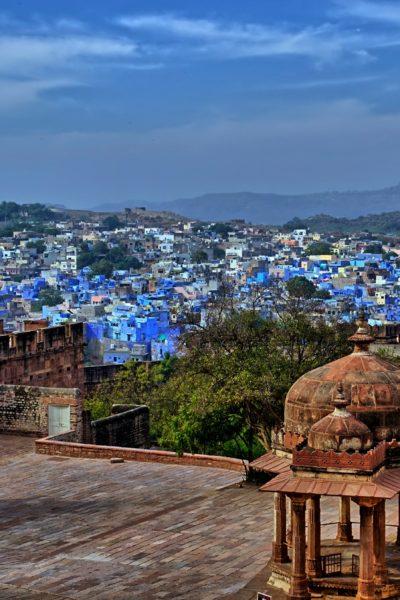 Ovo je Đodhpur, nadrealni grad u sjeverozapadnoj Indiji obojen u plavo