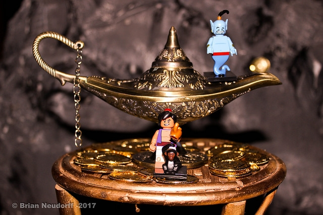 Lego Aladdin