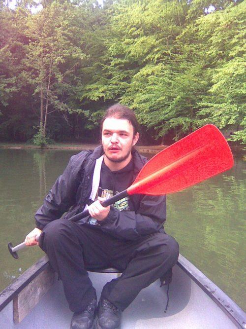 Veslanje po Trećem jezeru u Maksimiru