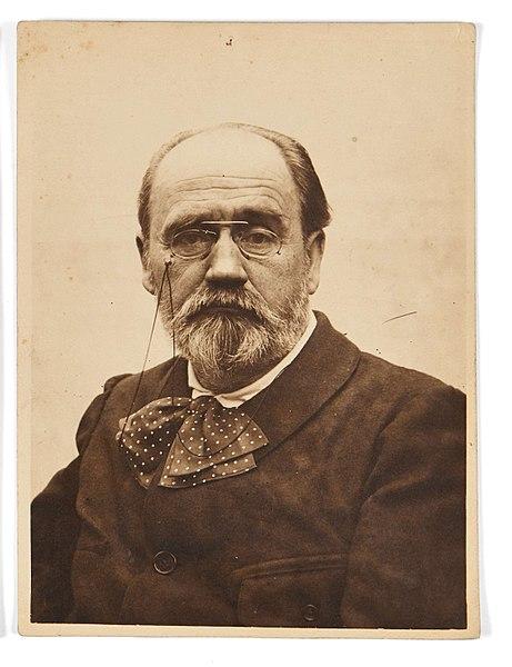 Emile Zola 1