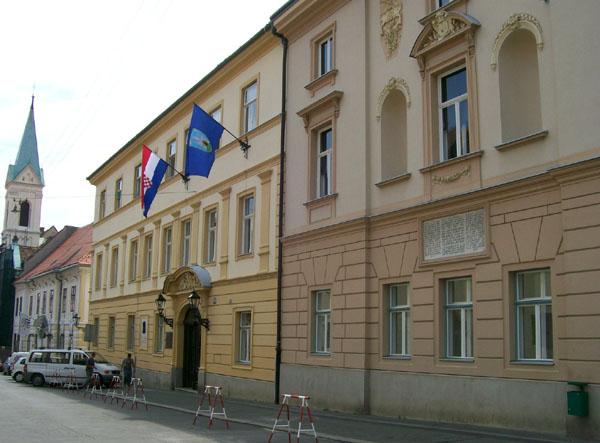 Prvo Narodno kazalište, kasnije Gornjogradska vijećnica