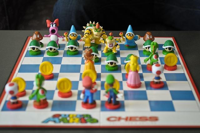 Super Mario šah